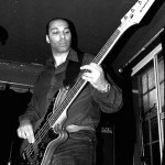 Paul Eaton: bass and backing vocals