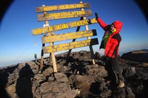 Kilimanjaro February 2016